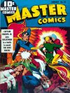 Cover For Master Comics 22