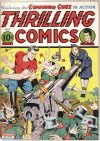 Cover For Thrilling Comics 38