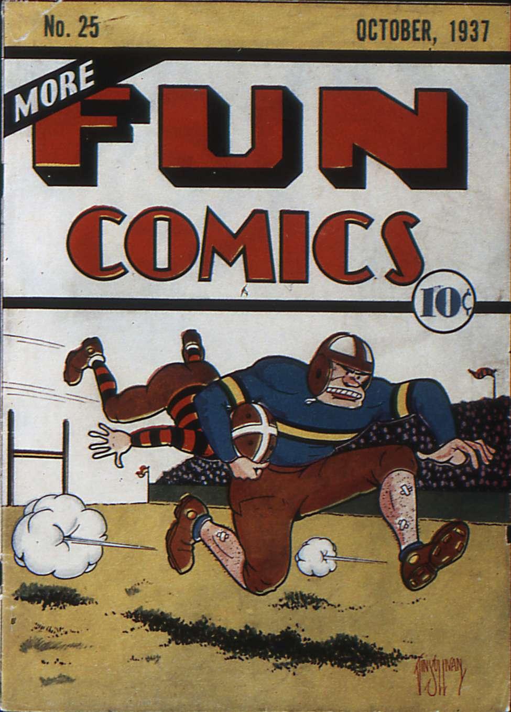 Comic Book Cover For More Fun Comics v3 1 (25)