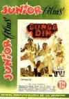 Cover For Junior Films 50 Gunga Din