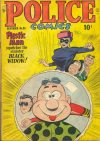Cover For Police Comics 96