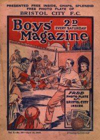 Large Thumbnail For Boys' Magazine 267