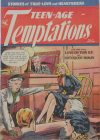 Cover For Teen Age Temptations 5