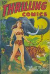 Cover For Thrilling Comics 63