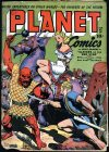 Cover For Planet Comics 28
