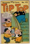 Cover For Tip Top Comics 112