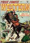 Cover For Prize Comics Western 104