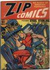 Cover For Zip Comics 3