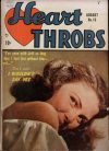 Cover For Heart Throbs 13
