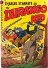 Cover For Durango Kid 25