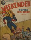 Cover For Weekender Comics 3