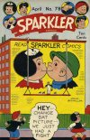 Cover For Sparkler Comics 78
