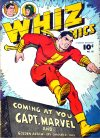 Cover For Whiz Comics 58