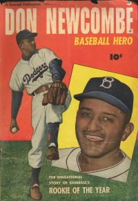 Large Thumbnail For Don Newcombe - Version 1