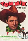 Cover For Tom Mix Western 4
