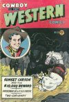 Cover For Cowboy Western 36