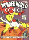 Cover For Wonderworld Comics 23