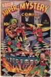 Cover For Super Mystery Comics v5 2