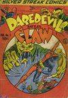 Cover For Silver Streak Comics 7