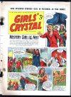 Cover For Girls' Crystal 1048