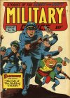 Cover For Military Comics 36