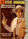 Cover For 0880 Steve Donovan Frontier Marshal