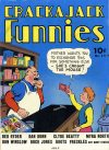 Cover For Crackajack Funnies 13