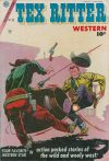 Cover For Tex Ritter Western 25