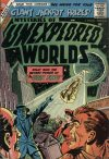 Cover For Mysteries of Unexplored Worlds 13