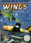 Cover For Wings Comics 27