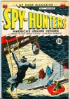 Cover For Spy Hunters 4