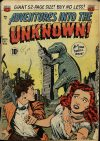 Cover For Adventures into the Unknown 13