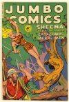 Cover For Jumbo Comics 134
