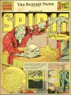 Cover For The Spirit (1940 7 14) Detroit News