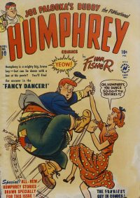 Large Thumbnail For Humphrey Comics #10