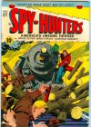 Cover For Spy Hunters 13