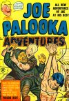 Cover For Joe Palooka Comics 75