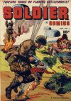 Cover For Soldier Comics 1