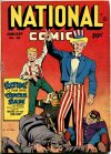 Cover For National Comics 38