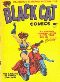 Large Thumbnail For Black Cat #1
