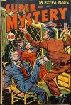 Cover For Super Mystery Comics v6 6