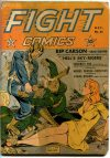 Cover For Fight Comics 21