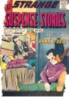 Cover For Strange Suspense Stories 64