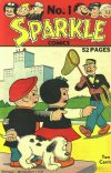 Cover For Sparkle Comics 1