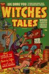 Cover For Witches Tales 5