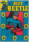 Cover For Blue Beetle 42