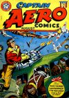 Cover For Captain Aero Comics 16