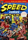 Cover For Speed Comics 33