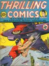 Cover For Thrilling Comics 10