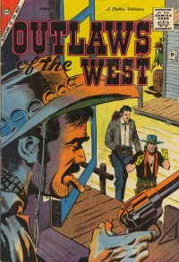 Large Thumbnail For Outlaws of the West #18